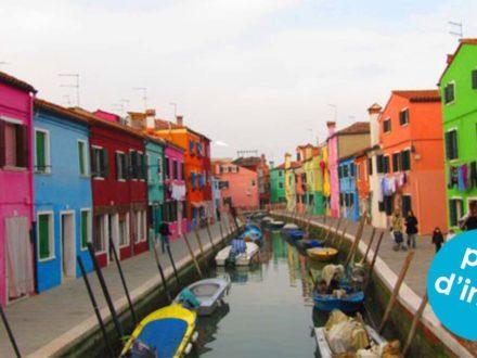 paysage italie bleu voyage