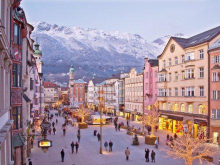 Tyrol Bleu voyage Maria Theresia street